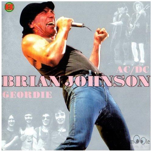 Brian Johnson & Geordie
