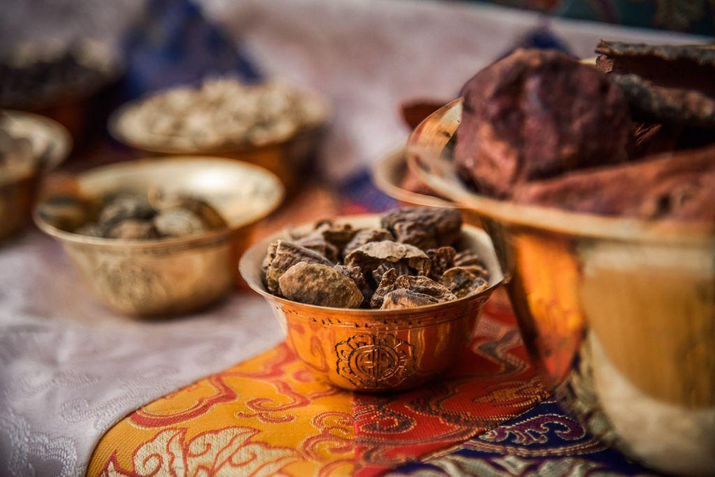 Тибетские лекарства.